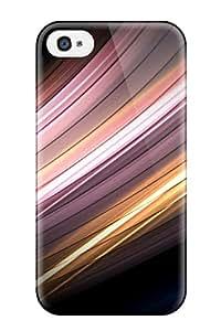 Best 1524947K90412645 Unique Design Iphone 4/4s Durable Tpu Case Cover Motion Senses