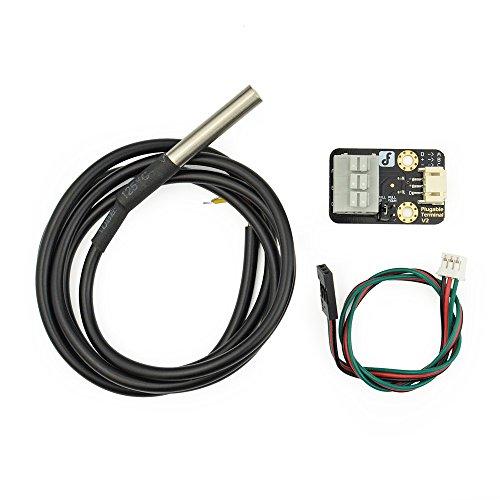 DFRobot Waterproof DS18B20 Temperature Sensor Kit ()