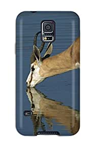 ClaudiaDay Premium Protective Hard Case For Galaxy S5- Nice Design - The Danger