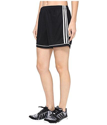 描写原告標高(アディダス) adidas レディースショーツ?短パン Squadra 17 Shorts Black/White M