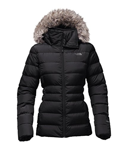 The North Face Women's Gotham Jacket II - TNF Black - (North Face Womens Parka)