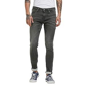 KILLER Grey Men's Skinny Fit Jeans