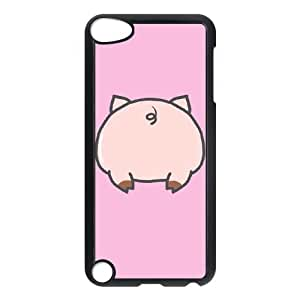 DIY Pigs Theme Phone Case Fit To iPod Touch 5 , A Good Gift To Your Family And Friends