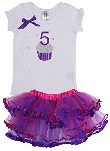 Cupcake Short Sleeve Shirt - 6