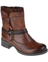 Earth Womens Buckeye Ankle Boot