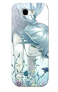 Zmgien-4030-szehuhj Anime Vocaloid Protective Case Cover Skin/galaxy Note 2 Case Cover Appearance