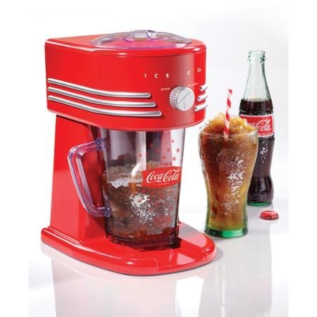 Nostalgia Electrics Coca-Cola  Frozen Beverage Make