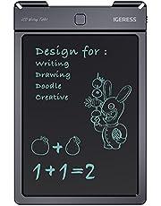 IGERESS più Nuovo Bianco da LCD Scrittura Tablet elettronico da Tavolo Digitale da Disegno tavoletta Grafica Tablet Durevole
