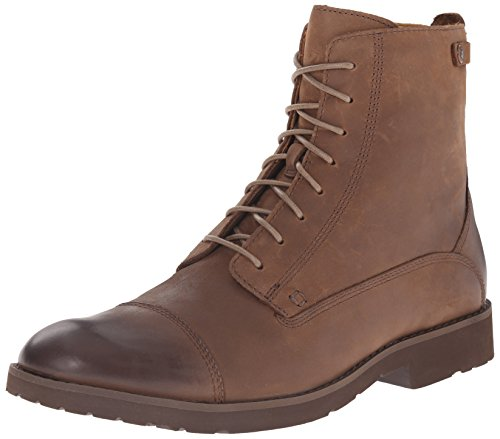 Sebago Men's Rutland Lace-Up Boot - Medium Brown - 14 D(M...