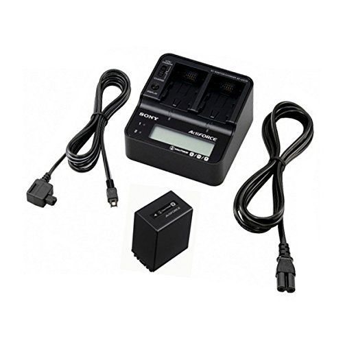 Sony ACCV1BP | H V P Series Batteries Power Supply Fast Dual Charger by Sony
