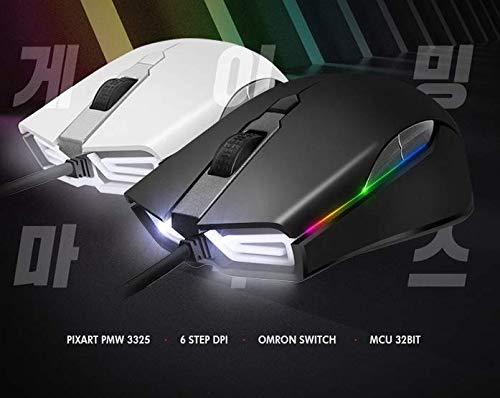 GEEKSTAR GM900 3325 LED Gaming Mouse Black