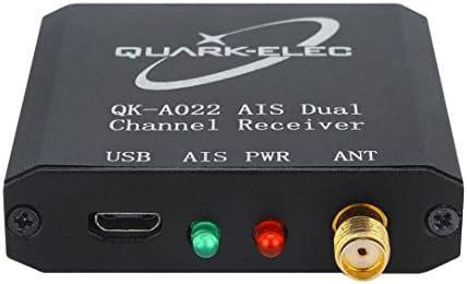 qk-a022 Marine/Barco/barco AIS de doble canal Receptor -- UK ...