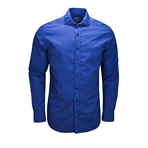 hackett-london-mens-casual-shirt-large-blue