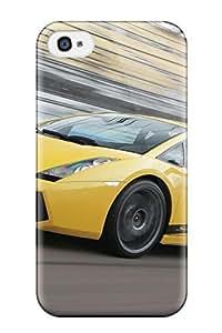 Hard Plastic Iphone 4/4s Case Back Cover,hot Lamborghini Case At Perfect Diy