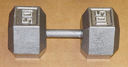 Hex Dumbell - 105lb