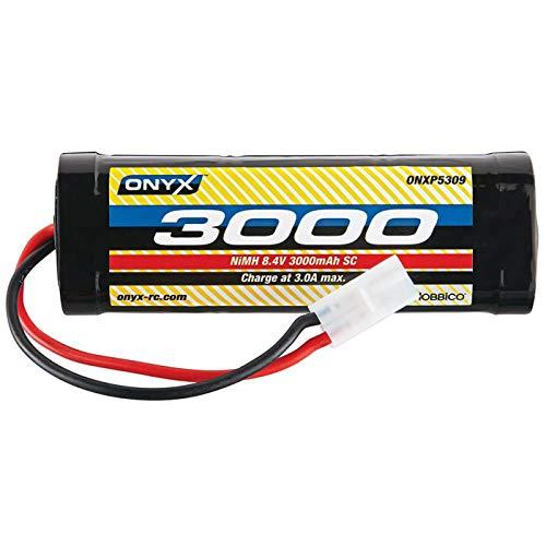 (Onyx 8.4V 3000mAh NiMH Sub-C Hump: Standard Plug)
