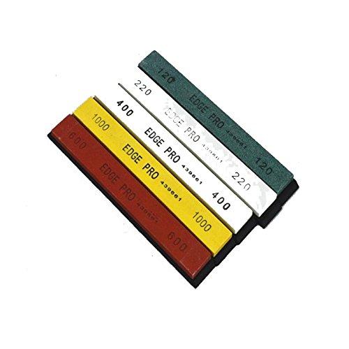 funnytoday365para Ruixin Pro Apex Edge Afilador Profesional Piedras de afilado de repuesto set w Base 5piece por lote