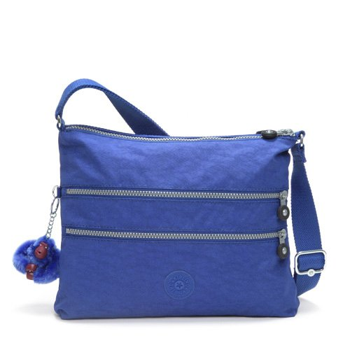 Kipling Women's Luggage Alvar Cross-Body Travel Bag, Persian Jewel, One Size