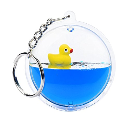 Keychain Emubody Moving Liquid Filled product image