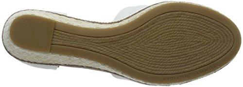 Sandales Blanc 121 Tommy Hilfiger whisper Fw0fw02648 Femme White qwWWEFZCp