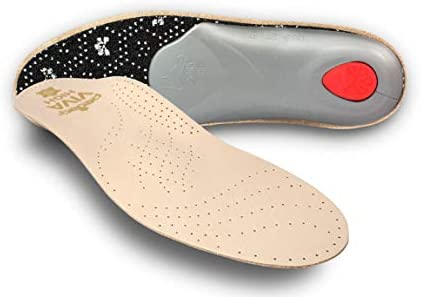 Viva High Schuheinlagen mit extra hohen Längegewölbe Gr.45