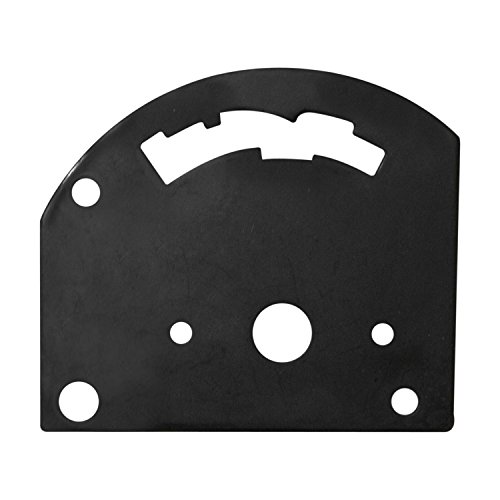 B&M 80710 3-Speed Reverse Pattern Gate Plate for Pro Stick Automatic - Plate Shifter