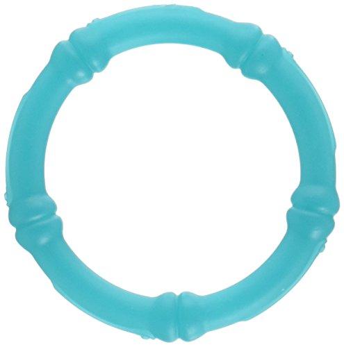 KidKusion Teething Bracelet Bamboo Turquoise product image