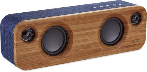 "House of Marley, Get Together Mini Bluetooth Portable Audio System - 2 x 2.5"" Woofer & 2 x .75"