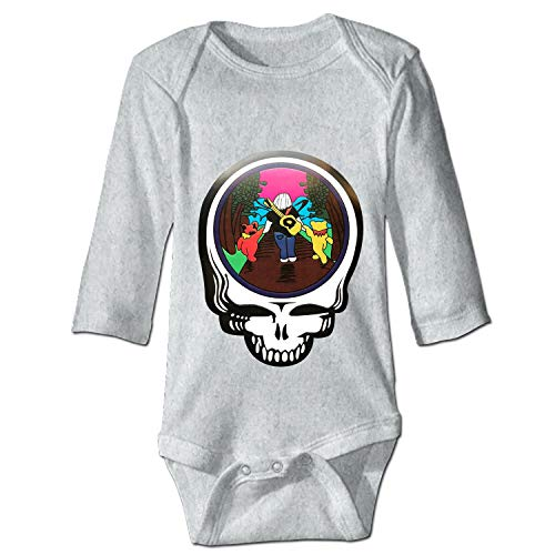 YSKHDBC Grateful Dead Steal Your Face Baby Infant