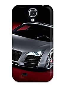 Premium Audi R8 27 Back Cover Snap On Case For Galaxy S4