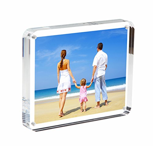 NIUBEE Acrylic Picture Thickness Frameless product image