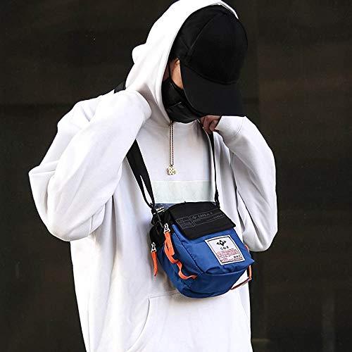 Ocio Del La Hombro Logobeing Mochila Móvil Azul Mensajero Teléfono Bolsos Bolsa Deportes Pareja Portátil De xPqPIY4w