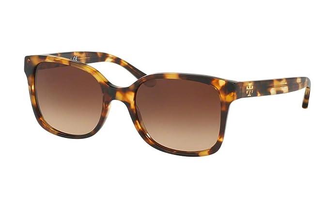 c2864fd9e82 Amazon.com  Tory Burch Women s TY7103 Sunglasses 54mm  Clothing