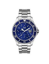 Ice-Watch 016773 - Reloj de acero inoxidable para mujer, color azul