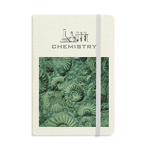 Nautilus Ammonites Fossils Specimen Chemistry Notebook Classic Journal Diary A5