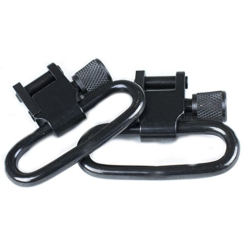 ick Detachable Locking Sling Swivel with Tri-Lock - Steel Sling Swivel - 1.25