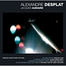 Alexandre Desplat - Jacques Audiard's films (Read My Lips · A Self-Made Hero · See How They Fall · The Beat That My Heart Skipped)
