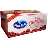 Ocean Spray Jellied Cranberry Sauce, 84 Ounce