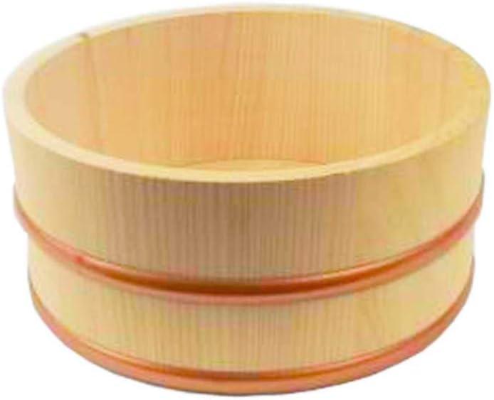 Natural Japanese Hinoki Bath Bucket