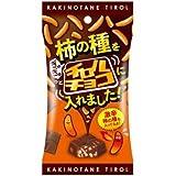 チロル チロルチョコ 柿の種チロル 1袋(8個入り)×2