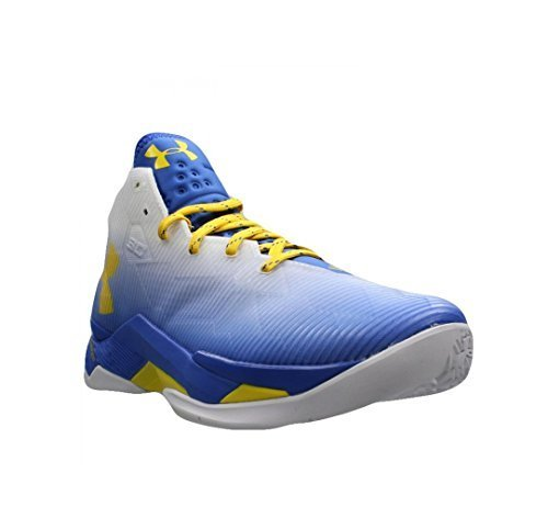 214a8f1029fd Under Armour Men s UA Curry 2.5 White Team Royal Taxi Athletic Shoe - Buy  Online in KSA. Shoes products in Saudi Arabia. See Prices
