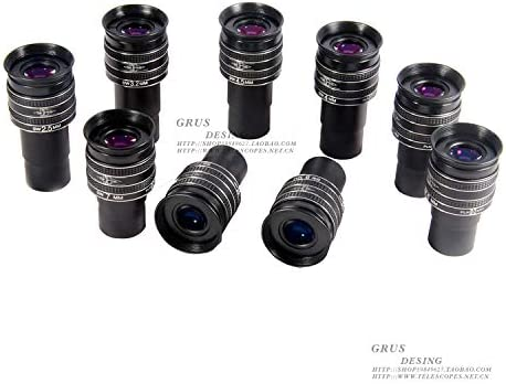 TMB 1.25 2.5mm//3.2mm// 4mm//4.5mm //5mm //7mm //7.5mm// 8mm// 9mm 58 Degree Planetary Eyepiece TMB9mm The Price of one Piece