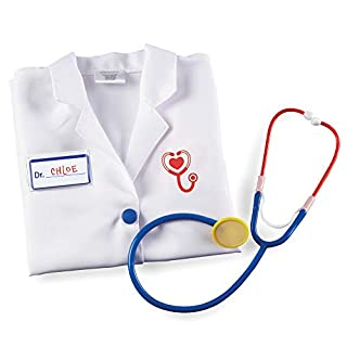 Learning Resources Doctor Play Set, Doctor Kit for Kids, Pretend Play, Imagination Play, 3 Pieces, Ages 3+