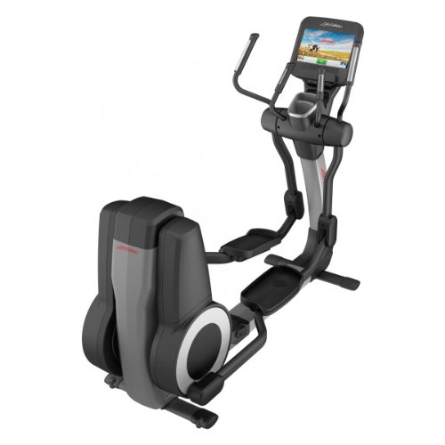 - Life Fitness 95X Discover SE Console Elliptical Cross Trainer - Seller Refurbished w/ Warranty