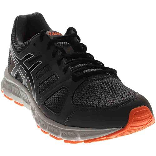 ASICS Men's Gel-Unifire TR 3 Cross-Trainer Shoe Carbon/Black/Hot Orange 9.5 M -