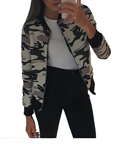 Yonala Womens Printed Camouflage Lightweight product image