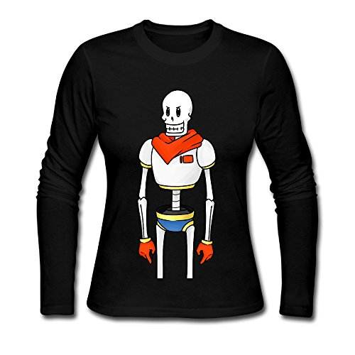 [ZEKO Women's T-shirts Undertale 1 Black] (Justin Timberlake Denim Costume)