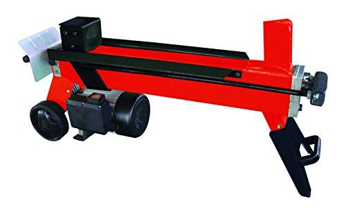 RACING Holzspaltmaschine Holzspalter liegend hydraulisch 5 Tonnen, RAC5TELS