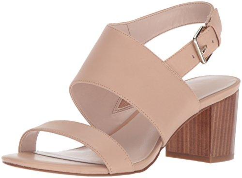 Image of Nine West Women's Forli Leather Heeled Sandal