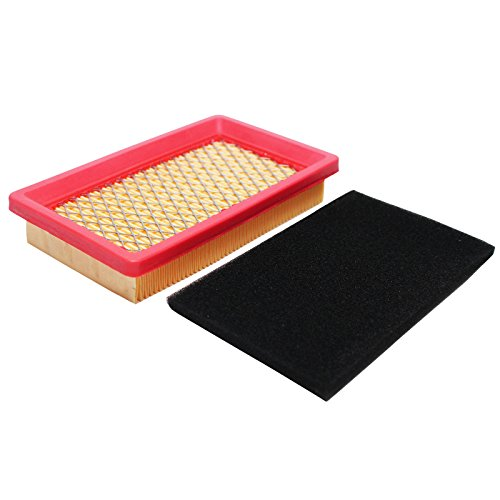 Replacement 1408301-S1 Air Filter for Cub Cadet, Kohler, Stens, Honda - Compatible with Cub Cadet Ohv Engine, Kohler Xt675 Engine, Stens 100 378, Cub Cadet 951 10298, Honda 17211 Zg9 M00 (Cub Cadet Tractor Battery)